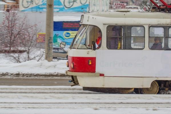 Пока звуковое оборудование тестируют на трамваях