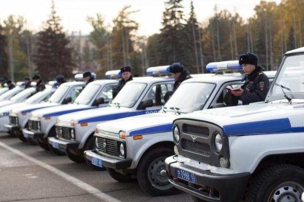 В это день на Металлурге работали 127 полицейских