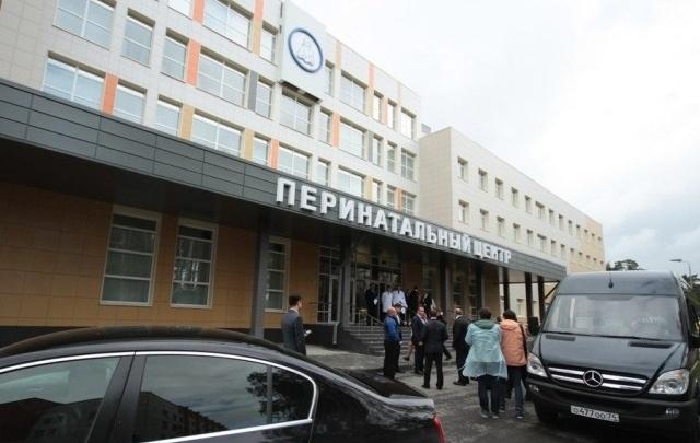 Сумму контракта на строительство перинатального центра увеличили на 500 млн незаконно