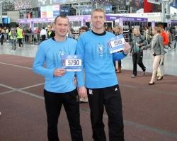 Сотрудники «УРАЛХИМа» приняли участие в марафоне в Нью-Йорке