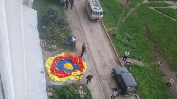 Трагедия в Лысьве: спасатели пытались вести переговоры с погибшим подростком