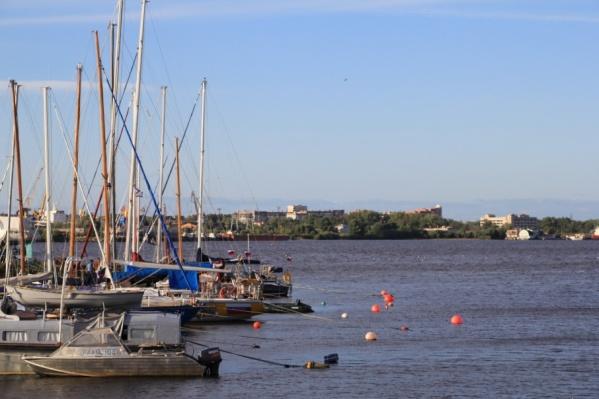 Архангельск станет одной из точек маршрута яхтенного фестиваля