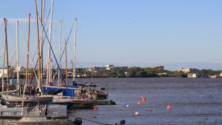 В Архангельске в 2018 году пройдет первый Международный Северный яхтенный фестиваль
