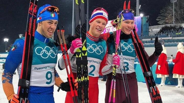 Тюменский лыжник принёс России бронзовую олимпийскую медаль