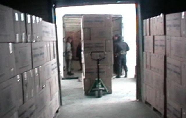 Челябинская полиция изъяла 13 тысяч километров поддельной туалетной бумаги