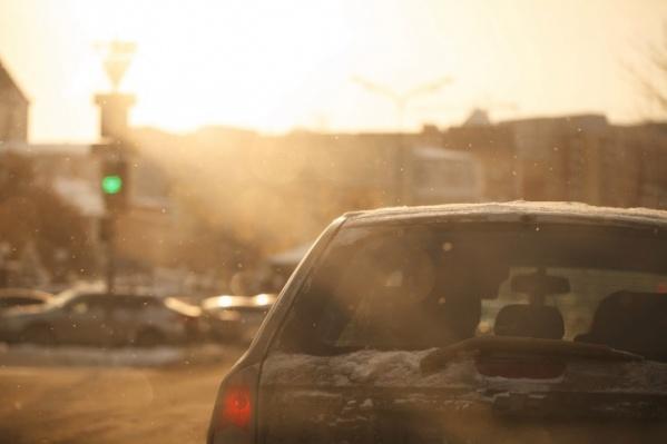 В целом на протяжении всей недели в городе будет солнечно и тепло