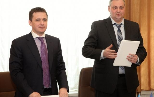 Банк ВТБ заключил соглашение с правительством Поморья