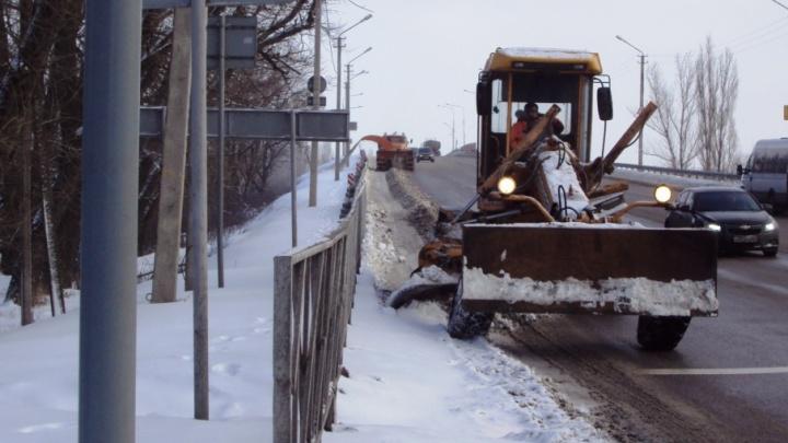 Морозы до -28 и сильный ветер: донских водителей предупредили о метели и плохой видимости на трассах
