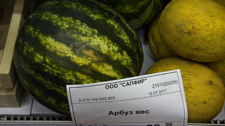 «Есть или не есть?»: можно ли покупать арбузы в июле