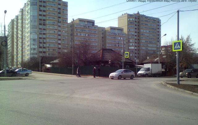 В Перми разыскивают водителя, сбившего школьника и скрывшегося с места ДТП