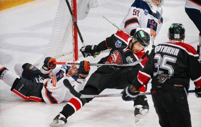 Тюменский «Рубин» и «СКА-Нева» разыграли выход в полуфинал Высшей хоккейной лиги