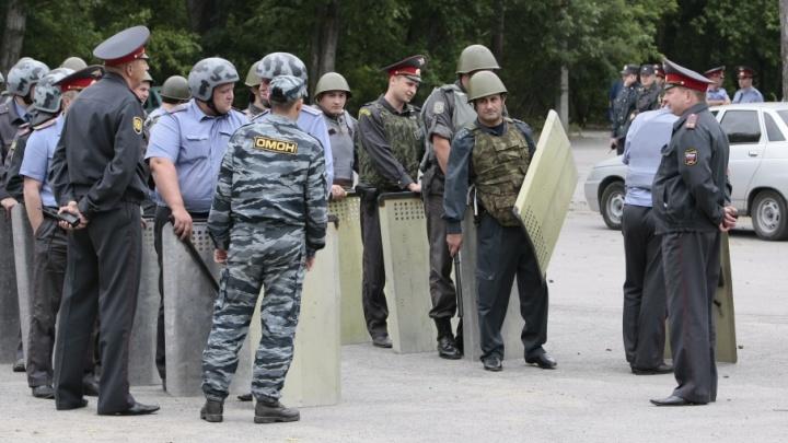Южноуральцев обеспокоили сообщения о расстреле экипажа ГИБДД