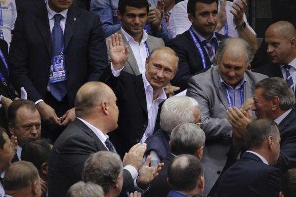 Ожидается, что президент посетит Челябинск 9 ноября, когда пройдет основная часть форума