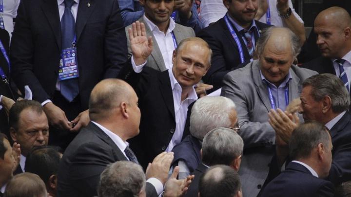 В канун приезда Путина челябинцев предостерегли от участия в митингах в противогазах