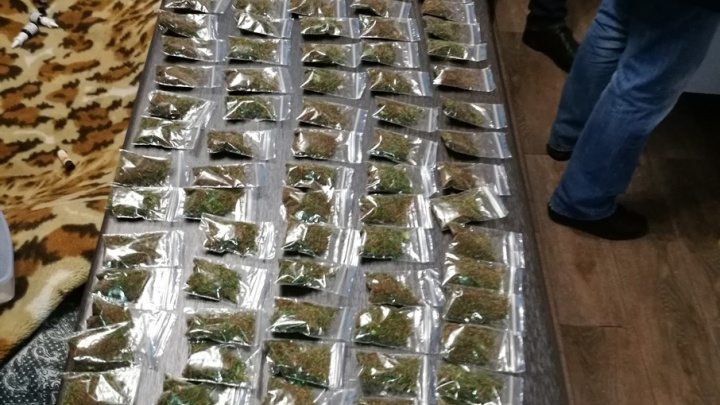 «Они соблюдали конспирацию»: в Самаре полицейские изъяли более 14 кг синтетики