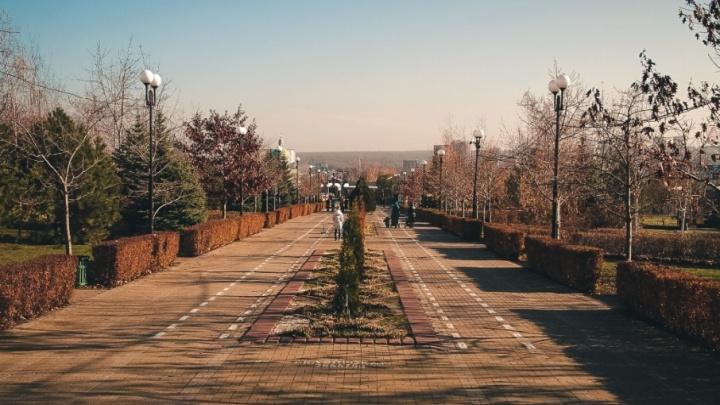 Ростовчанин просит запретить застройку бульвара Комарова