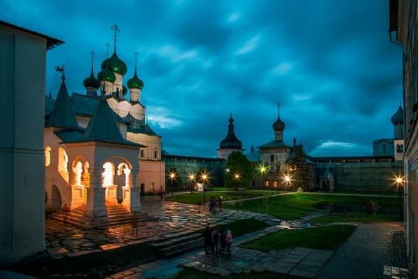 Для Ростовского кремля выбирают современный слоган