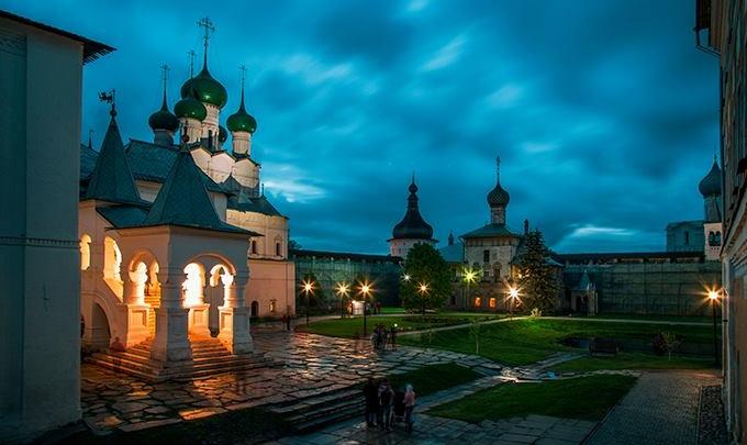 Ростовскому кремлю придумают современный слоган