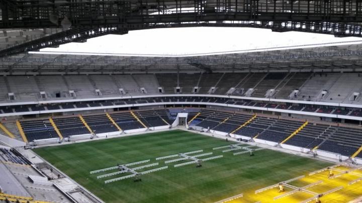 На «Ростов-Арене» появится бесплатный интернет