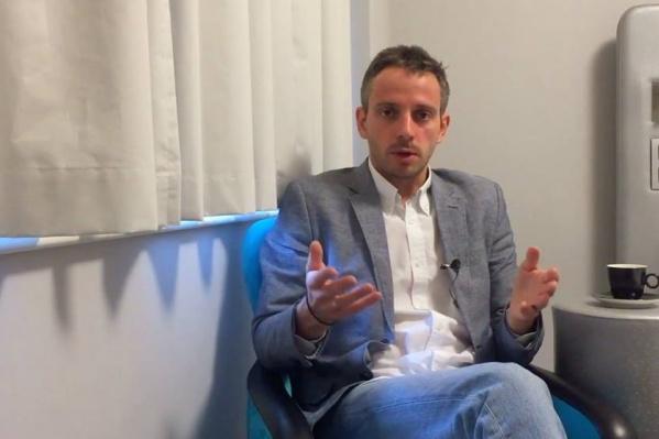 Дмитрий Колезев считает, что Екатеринбургу нужен руководитель, который возьмёт ответственность за город.