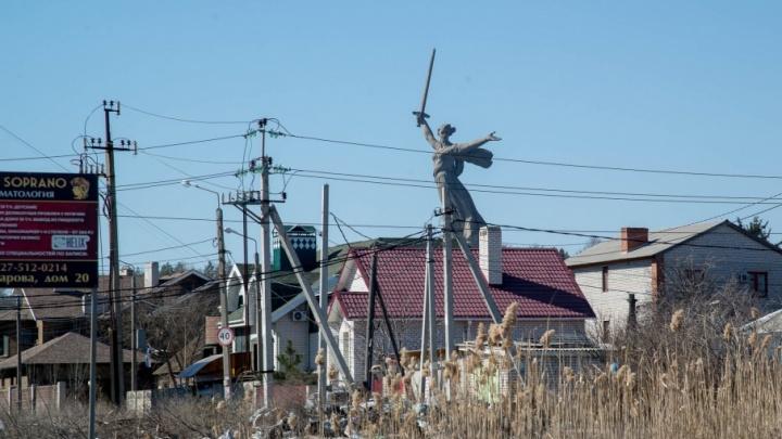 Поселок Тир в Волгограде: что творится за спиной у «Родины-матери»