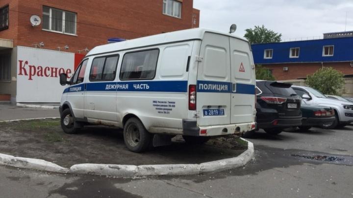 «Я паркуюсь, как...»: полицейская «Газель» на газоне, автохам на «зебре» и заставленные тротуары в центре Тюмени