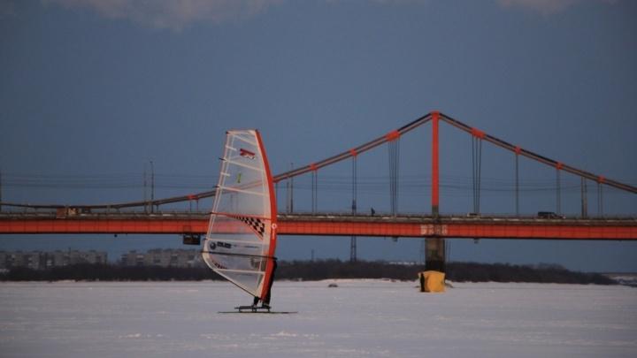Начало февраля в Поморье будет снежным и морозным