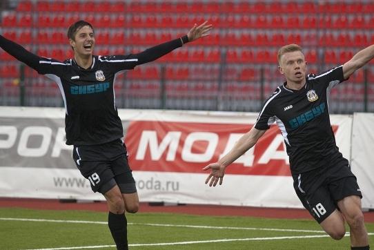 Ярославские футболисты всухую проиграли тюменцам