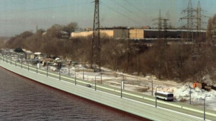 Соединяющая мосты: на берегу реки Самары построят новую обводную дорогу