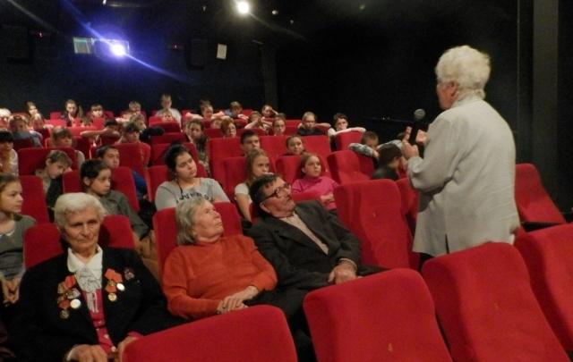 Встреча поколений в кинотеатре «Сан Синема»