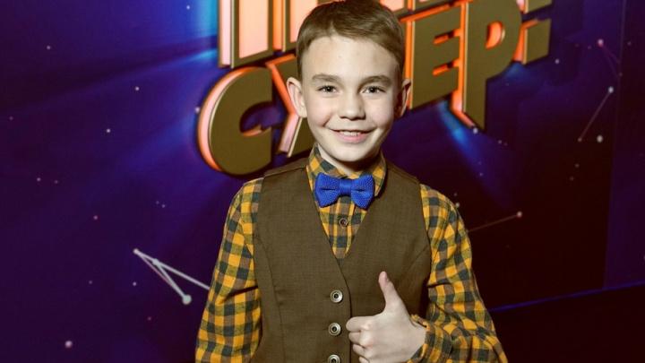 Школьник из Прикамья Кирилл Есин лидирует в отборе на «Детское Евровидение»