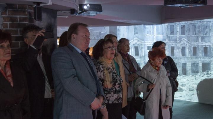 В волгоградском музее «Память» создали «капсулу времени»