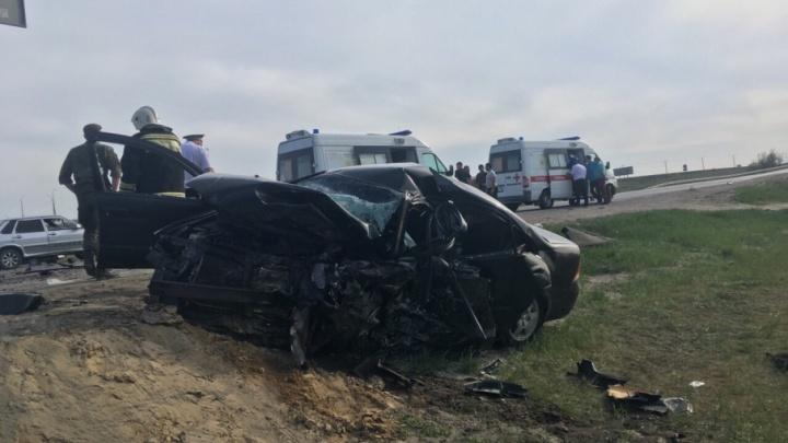 В Волгограде ищут свидетелей жуткой аварии с двумя погибшими