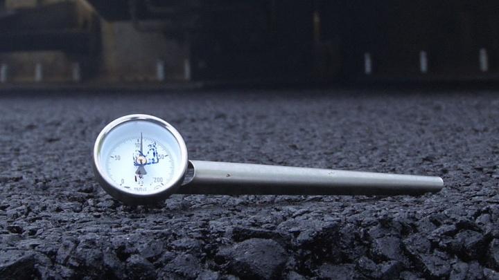 «Дорстройсервис» покидает второй объект в Волгоградской области