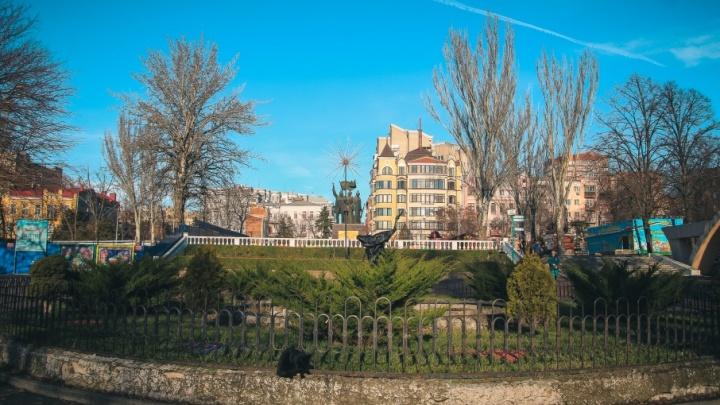 Жители донской столицы выбрали, какие парки и скверы нужно срочно привести в порядок