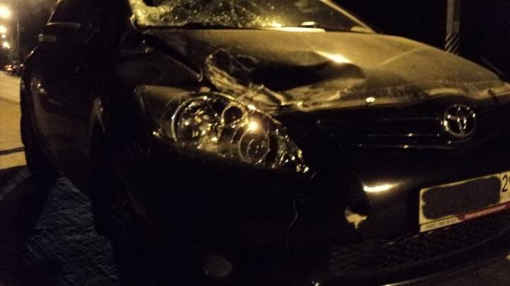 В Устьянском районе пьяный экс-полицейский сбил пенсионера: возбуждено уголовное дело