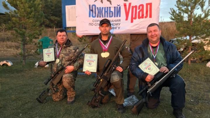 Тюменские снайперы справились со шквалистым ветром и выиграли открытый чемпионат Башкортостана