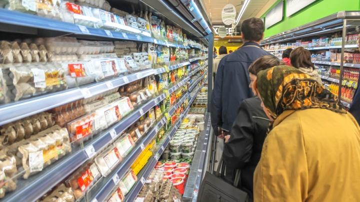 В Самаре у торговцев конфисковали и уничтожили шесть килограммов элитного сыра из Германии