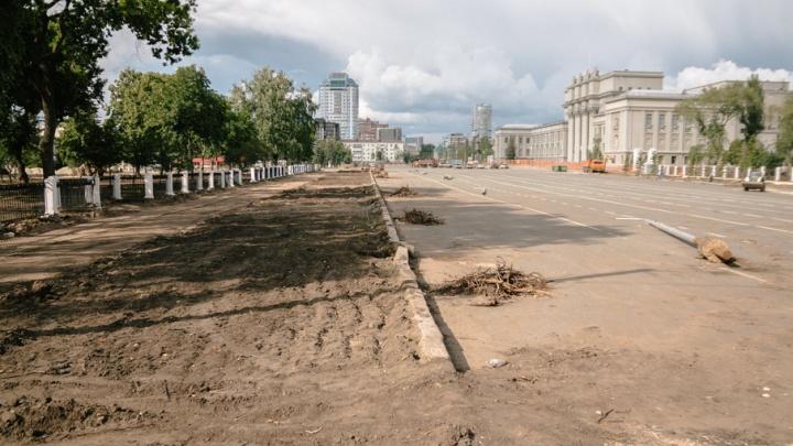 Новый туалет и винтажные светильники: на капремонт площади Куйбышева потратят ещё 106 млн рублей