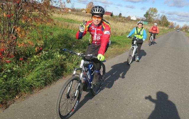 Велосипедисты «М8» приглашают всех желающих на марафон по маршруту «Белое море»