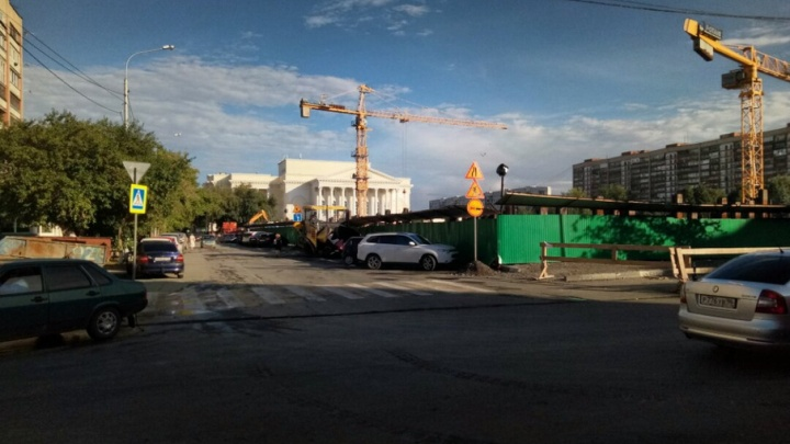 Улицу Механическую частично закроют для движения транспорта