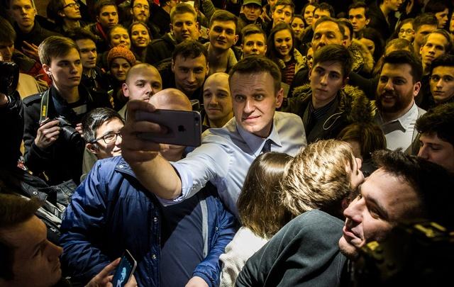 На следующей неделе в Тюмени откроется штаб кандидата в президенты Алексея Навального
