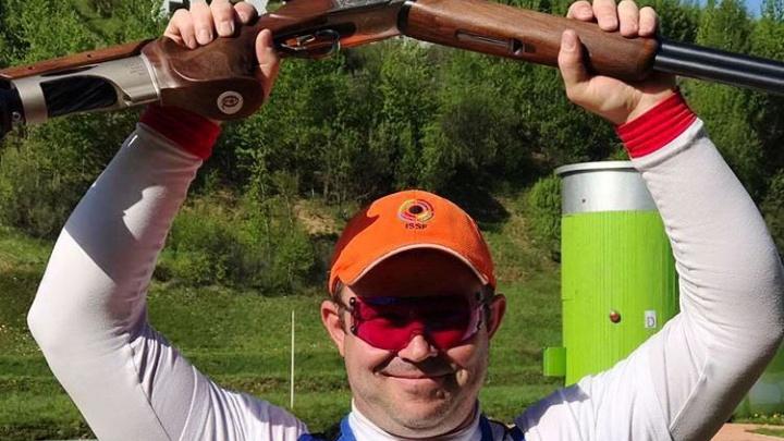 Самарский стрелок стал победителем всероссийских соревнований