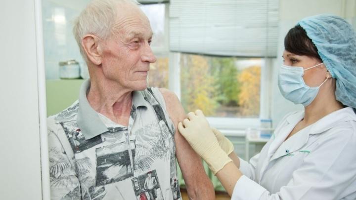 Вакцинация от гриппа в Архангельской области стартует со следующей недели
