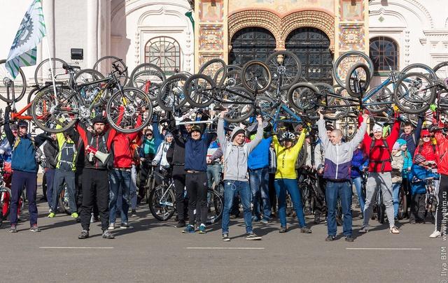 В Ярославле откроют велосезон