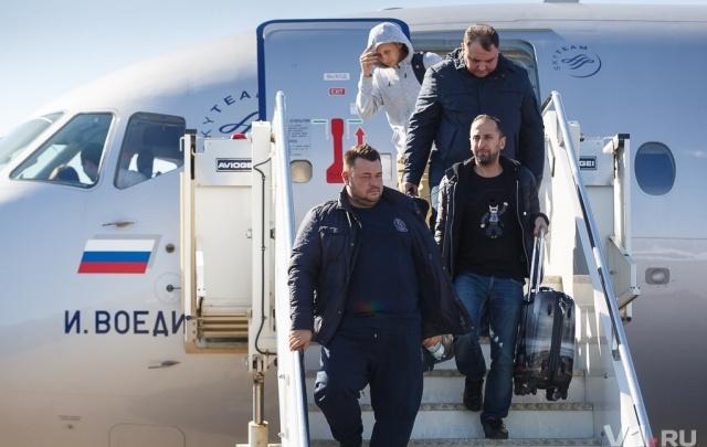 «Забирай меня скорей»: Сергей Жуков из группы «Руки Вверх!» прибыл в Волгоград