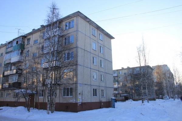 В основном маленькие квартиры находятся в старом фонде