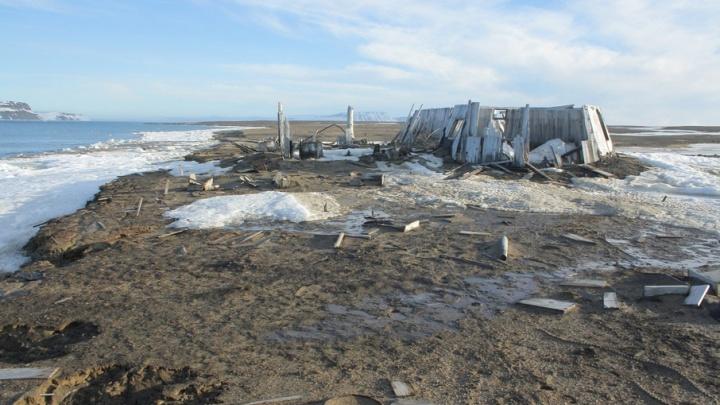 Сотрудники «Русской Арктики» отправились в экспедицию на необитаемый остров Земли Франца-Иосифа