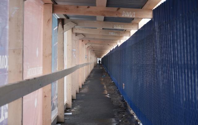 Были временные, стали вечные: инспектируем пешеходные «туннели» в центре Перми