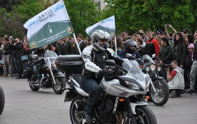 В Ростове откроется новый мотосезон
